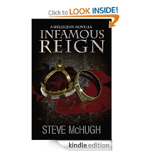 Infamous Reign Cover