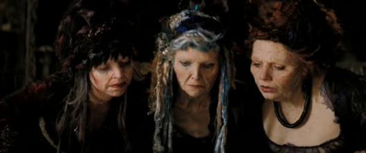 Stadust Witches