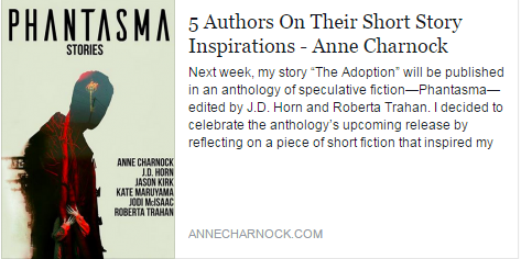Anne Charnock Phantasma Blog