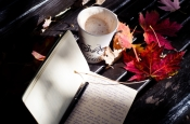 autumn-writing