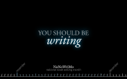 you-should-be-writing-nanowrimo